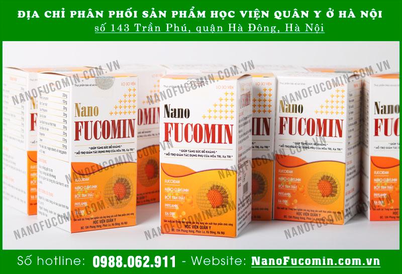 Mua Nano Fucomin ở đâu tại Hà Nội